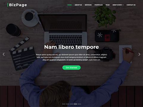 free bootstrap themes and website templates bootstrapmade With getbootstrap com templates