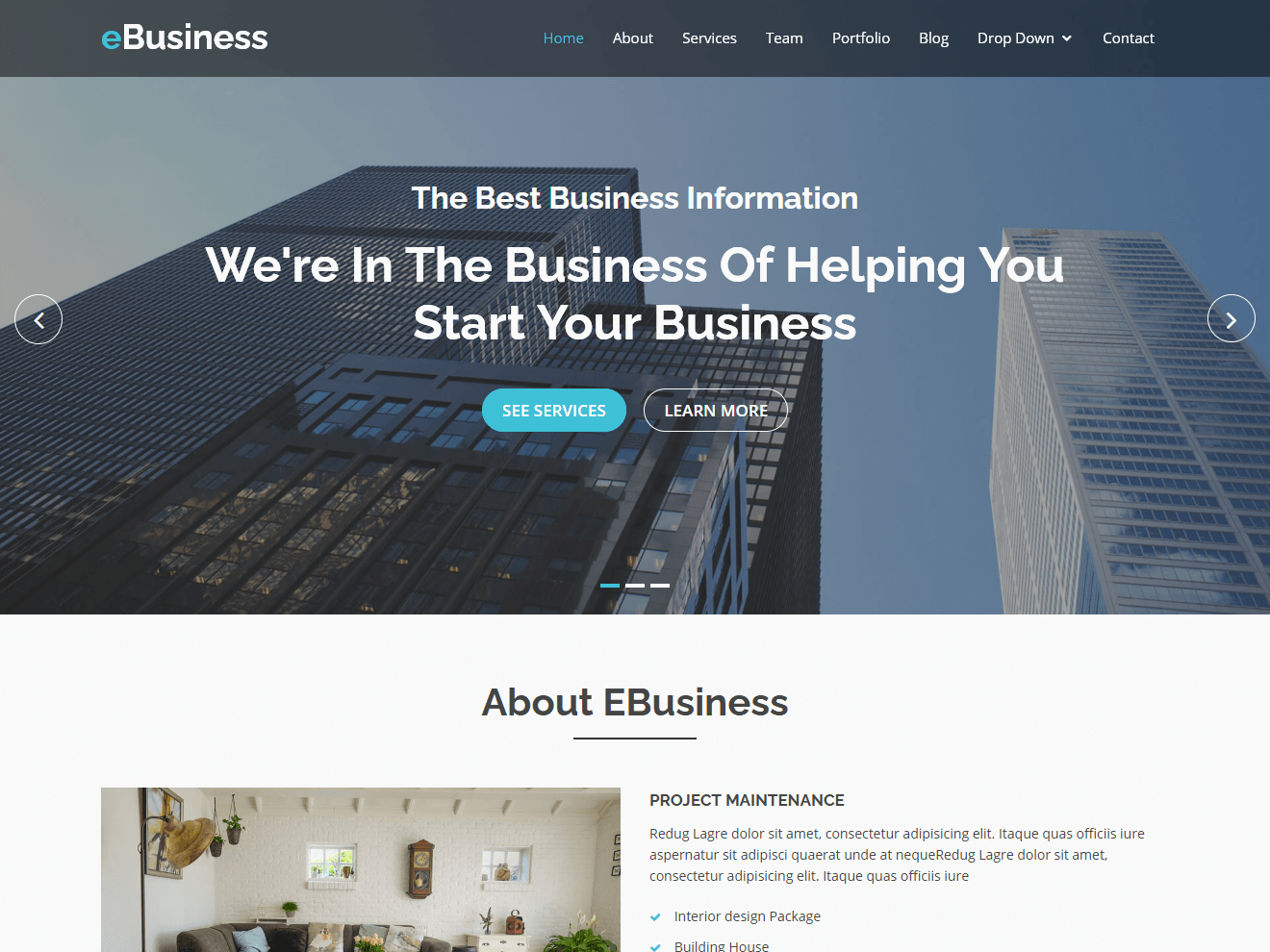 Ebusiness bootstrap corporate template bootstrapmade ebusiness bootstrap corporate template live preview free download wajeb Gallery